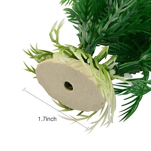 Saim-Green-Artificial-Plastic-Plants-Set-Aquarium-Decor-Fish-Tank-Ornament-12-Tall-Pack-of-10-0-2