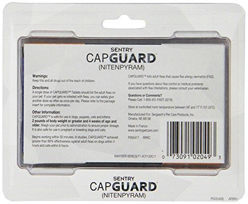 Sentry-Capguard-nitenpyram-Oral-Flea-Control-Medication-0-1