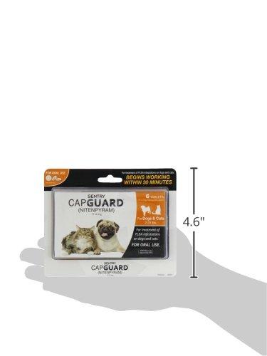 Sentry-Capguard-nitenpyram-Oral-Flea-Control-Medication-0-2