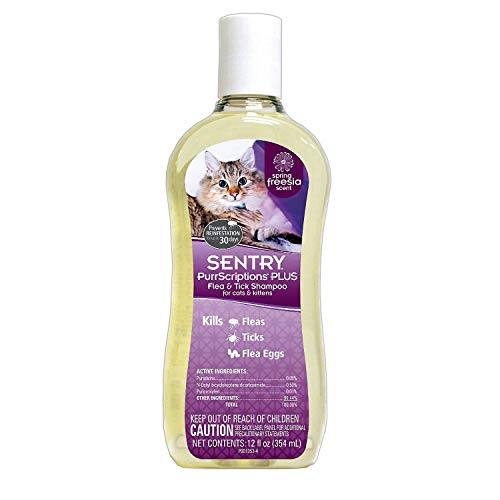 Sentry-PurrScriptions-Plus-Flea-Tick-Shampoo-for-Cats-Kittens-0