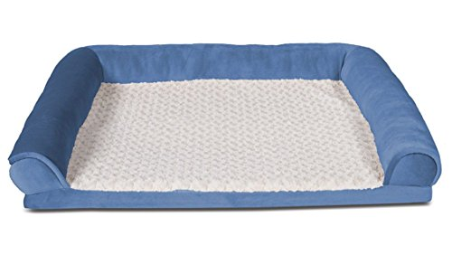 Sleepi-Deluxe-Bolster-Memory-Foam-Pet-Bed-32-x-40-x-6-0