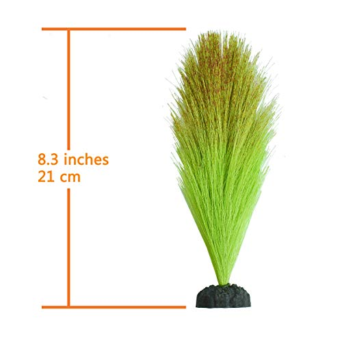 Smarlin-Artificial-Aquarium-Plants-Fake-Fish-Tank-Plastic-Plants-3-PCS-83-Inches-High-Soft-and-Non-Toxic-Safe-for-Fish-0-0