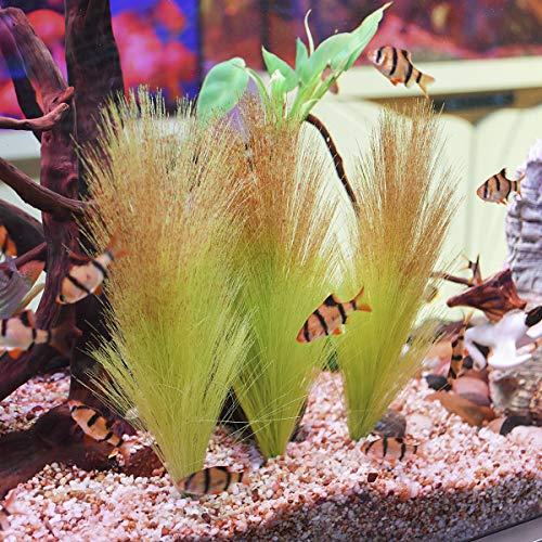 Smarlin-Artificial-Aquarium-Plants-Fake-Fish-Tank-Plastic-Plants-3-PCS-83-Inches-High-Soft-and-Non-Toxic-Safe-for-Fish-0-1
