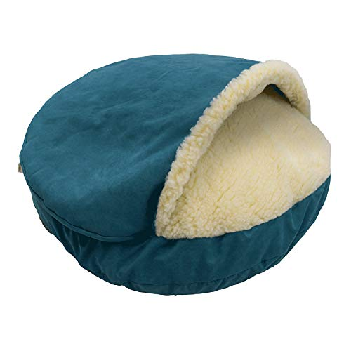 Snoozer-Luxury-Cozy-Cave-Pet-Bed-0