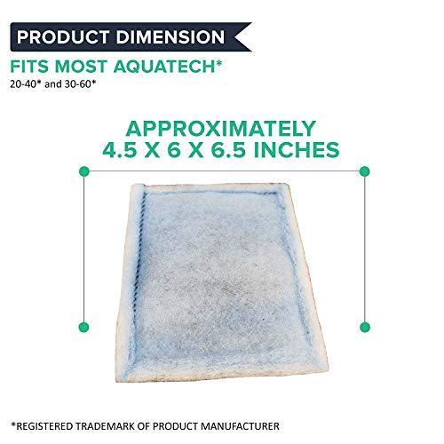 Think-Crucial-Air-Filter-Replacement-Parts-Compatible-with-Aqua-Tech-EZ-Change-3-Aquarium-Filter-Cartridge-Replacement-Fits-Aqua-Tech-20-40-and-30-60-Power-Filters-Perfect-Home-Purifier-Bulk-0-2
