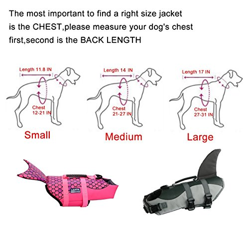 WOpet-Dog-Life-Jacket-Fashion-Dog-Saver-Life-Jacket-for-Water-Safety-at-The-BeachPoolBoating-0-0