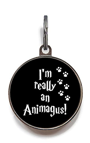 Wag-A-Tude-Tags-Animagus-Tag-Pet-Tag-Custom-Dog-Tag-Cat-Tag-Custom-Pet-Tag-0