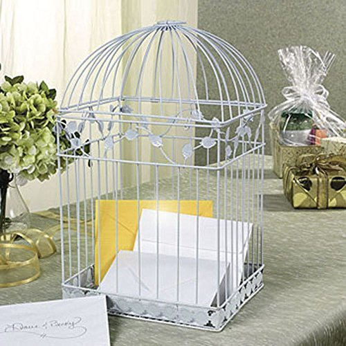 White-Birdcage-Wedding-Gift-Card-Holder-Wishing-Well-0