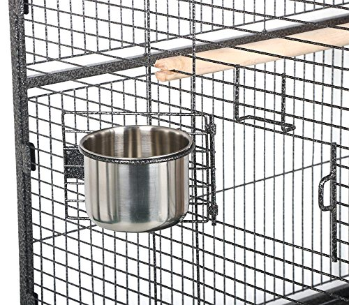 Yaheetech-Pet-Supply-Large-Bird-Cage-Play-Top-Parrot-Finch-Cage-Cockatoo-Cage-29-12-inch-by-31-inch-by-68-inch-0-2