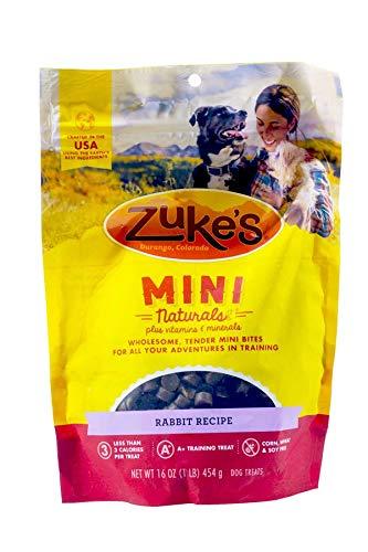 Zukes-Mini-Naturals-Dog-Treats-Wild-Rabbit-3-Pounds-Pack-of-3-0