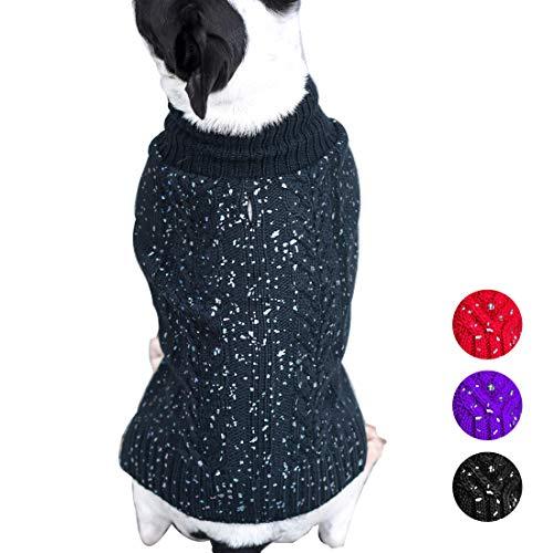 azuza-Fashion-Dog-Sweater-Turtleneck-Dogs-Pullover-Knit-Fall-Winter-Warm-Dog-Sweater-Cute-0