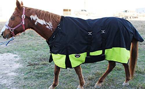 1200D-Turnout-Horse-Sheet-Light-Winter-Blanket-344B-0