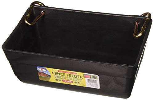2-Pack-Little-Giant-Fence-Feeders-With-Clips-11-Inch-Black-0