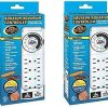 2-Pack-Zoo-Med-AquaSun-Aquarium-Controller-Timer-Power-Strip-0