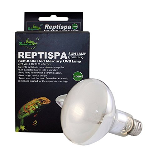 2pcs-Pack-Reptispa-UV-Sun-Lamp-100-Watts-UVB-UVA-Self-Ballasted-Lamp-0