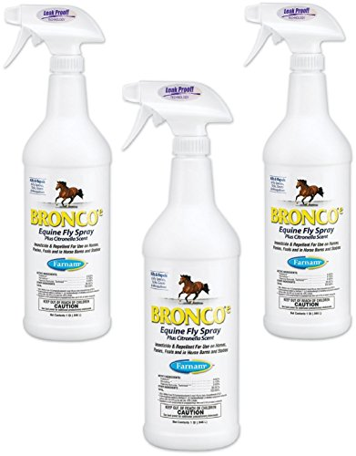 3-Pack-Farnam-Home-and-Garden-Bronco-Equine-Spray-with-Citronella-Scent-32-Ounce-0