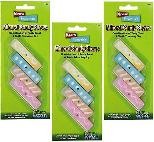 3-Packages-Ware-Manufacturing-Mineral-Candy-Chews-Small-Pet-Treats-4-per-Package-0