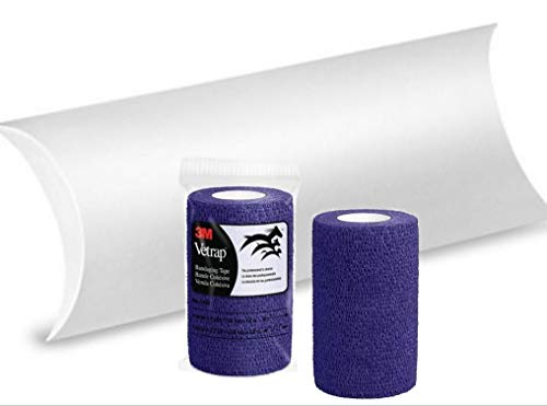 3M-Vetrap-4-Bright-Color-Bandaging-Tape-4x-5-Yards-Pillow-Box-6-Rolls-Purple-0-0