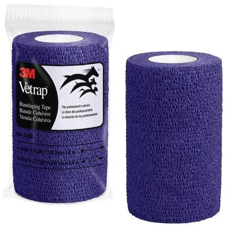 3M-Vetrap-4-Bright-Color-Bandaging-Tape-4x-5-Yards-Pillow-Box-6-Rolls-Purple-0