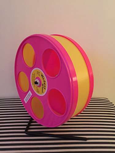 8-Wodent-wheel-Pink-Panels-With-Yellow-Running-Track-0