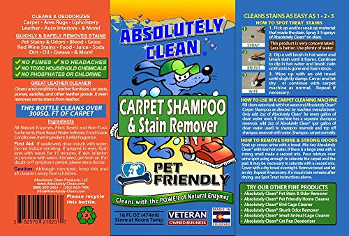 AMAZING-CARPET-SHAMPOO-FOR-PETS-Natural-Enzymes-Remove-Most-Stains-in-Just-60-Seconds-Dog-Cat-Urine-Vomit-Bile-Feces-Grass-Blood-Drool-More-Made-in-USA-Vet-Approved-0-0