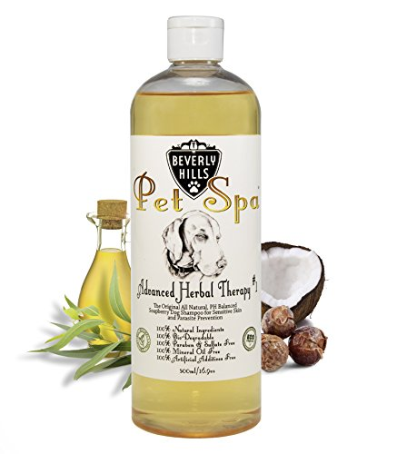 Advanced-Herbal-Therapy-1-The-Original-PH-Balanced-All-Natural-Soapberry-Soap-Nut-Dog-and-Puppy-Shampoo-for-Sensitive-Skin-and-Parasite-Prevention-16oz-0