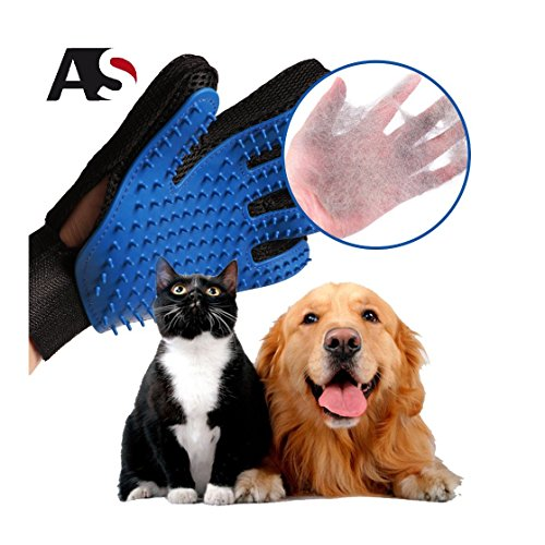 Advantage-Suppliers-Pet-Hair-Grooming-Glove-Gentle-Pet-Hair-Remover-Glove-Brush-Deshedding-Glove-Massage-Mitt-with-Upgraded-Five-Finger-Design-Perfect-for-Pets-with-Long-Short-Fur-1-Pack-0-0