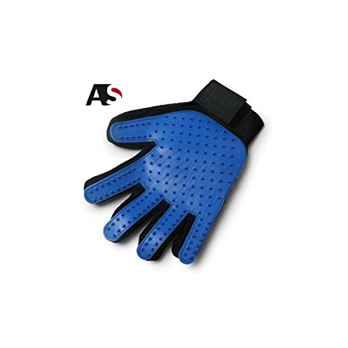 Advantage-Suppliers-Pet-Hair-Grooming-Glove-Gentle-Pet-Hair-Remover-Glove-Brush-Deshedding-Glove-Massage-Mitt-with-Upgraded-Five-Finger-Design-Perfect-for-Pets-with-Long-Short-Fur-1-Pack-0-1