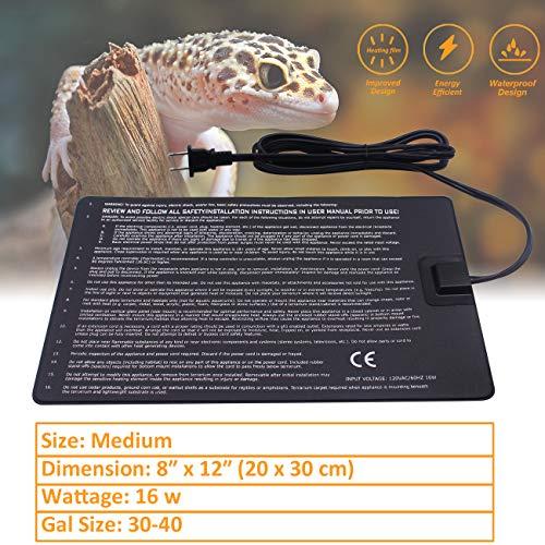 Aiicioo-Upgrade-Version-Under-Tank-Heater-Reptile-Heating-Pad-Ideal-for-Hermit-Crab-Terrarium-0-1