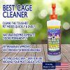 Amazing-Small-Animal-Cage-Cleaner-Save-50-4X-Refill-Makes-64oz-Just-SprayWipe-Easily-Removes-Messes-Odors-Hamsters-Mice-Rats-Guinea-Pigs-Ferrets-Veterinarian-Approved-USA-Made-0-0