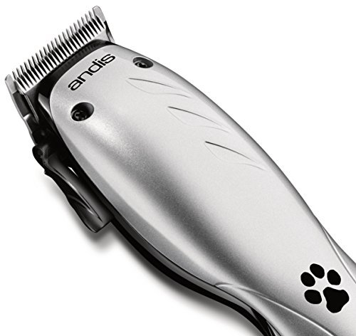 Andis-EasyClip-Multi-Style-10-Piece-Adjustable-Blade-Clipper-Kit-Pet-Grooming-MC-3-Silver-0-0