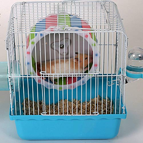 Best-Quality-Cages-Accessories-Colorful-Hamster-Mouse-Rat-Mice-Exercise-Running-Spinner-Wheel-Pet-Sports-Wheel-Roller-Toy-Dia-19cm-by-Viet-SC-1-PCs-0-1