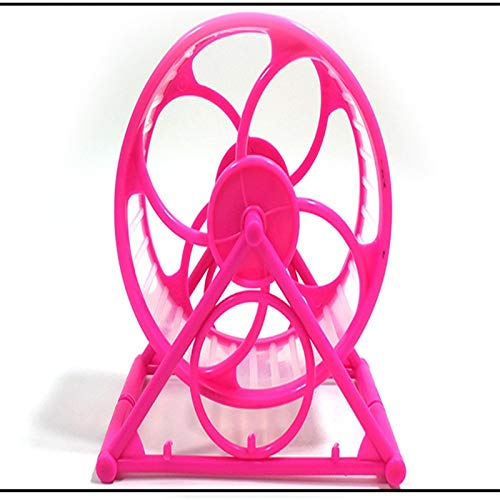 Best-Quality-Cages-Pet-Shaped-Jogging-Hamster-Mice-Small-Exercise-Toys-Gerbil-Exercise-Hollow-Out-Mice-Hamste-Running-Spinner-Sports-Wheel-by-Viet-SC-1-PCs-0-2