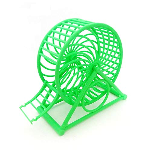 Best-Quality-Exercise-Wheels-New-Style-Small-Pet-Toy-Hamster-Toys-Small-Animals-Exercise-Wheels-Hamster-Cage-Accessories-Toys-Gerbil-Wheel-Practice-Jogging-by-FAWareHouse-1-PCs-0-0