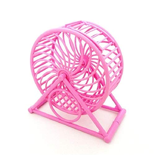 Best-Quality-Exercise-Wheels-New-Style-Small-Pet-Toy-Hamster-Toys-Small-Animals-Exercise-Wheels-Hamster-Cage-Accessories-Toys-Gerbil-Wheel-Practice-Jogging-by-FAWareHouse-1-PCs-0-1