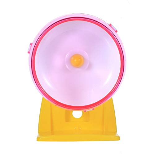 Best-Quality-Exercise-Wheels-Small-Pets-Guinea-Pig-Hamster-Wheel-Running-Sports-Round-Wheel-Hamster-Cage-Accessories-Gerbil-Exercise-Wheel-for-Animal-Pet-Toy-by-FAWareHouse-1-PCs-0