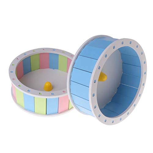Best-Quality-Toys-1Pc-Hamster-Running-Wheel-Pet-Toys-Roller-DIY-Silent-Colorful-Cage-Supplies-Exercise-by-Viet-NA-1-PCs-0