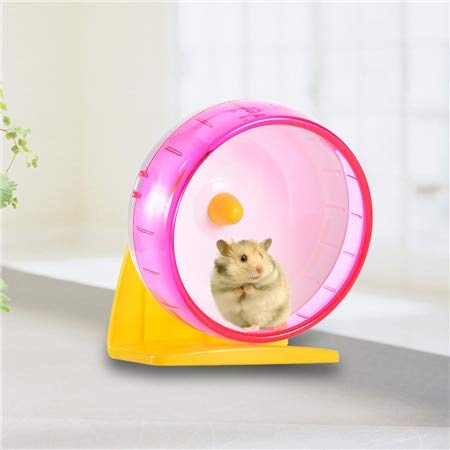 Best-Quality-Toys-Plastic-Exercise-Wheel-Running-Wheel-Toy-for-Small-Pets-Hamster-Squirrel-Guinea-Pig-Chinchilla-Hamster-Accessories-by-Viet-NA-1-PCs-0