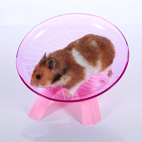 Best-Quality-Toys-Silent-Hamster-Running-Exercise-Wheel-Rack-Small-pet-Animal-Hamster-Sports-Balls-Toys-Hamster-Accessories-by-VietFA-1-PCs-0-0