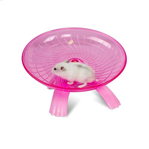 Best-Quality-Toys-Silent-Hamster-Running-Exercise-Wheel-Rack-Small-pet-Animal-Hamster-Sports-Balls-Toys-Hamster-Accessories-by-VietFA-1-PCs-0-1