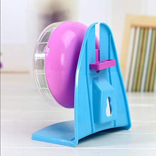 Best-Quality-Toys-Small-Pet-Running-Wheel-Toy-Hamster-Guinea-Pig-Exercising-Playing-Treadmill-Sport-No-Sound-Pet-Toys-Hamster-Accessories-Supplies-by-Viet-NA-1-PCs-0-2