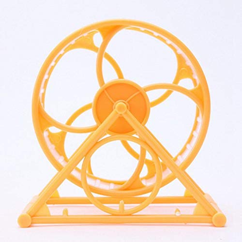 Best-Quality-Toys-Small-Pets-Guinea-Pig-Hamster-Wheel-Running-Sports-Round-Wheel-Hamster-Cage-Accessories-Gerbil-Exercise-Wheel-for-Animal-Pet-Toy-by-VietRattan-1-PCs-0-0