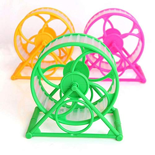 Best-Quality-Toys-Small-Pets-Guinea-Pig-Hamster-Wheel-Running-Sports-Round-Wheel-Hamster-Cage-Accessories-Gerbil-Exercise-Wheel-for-Animal-Pet-Toy-by-VietRattan-1-PCs-0