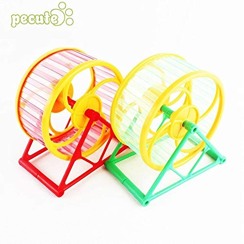Best-Quality-Toys-Wheel-Toy-Play-with-Holder-Pet-Rodent-Hamster-Exercise-Running-Spinner-by-MamonLord-1-PCs-0-2