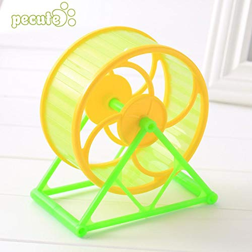 Best-Quality-Toys-Wheel-Toy-Play-with-Holder-Pet-Rodent-Hamster-Exercise-Running-Spinner-by-MamonLord-1-PCs-0