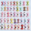 Blyyasgimulti-Color-Puppy-Dog-Cute-Hair-Bows-Hair-Clips-for-Pet-Grooming-0