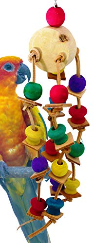 Bonka-Bird-Toys-1824-Daddy-Longlegs-Bird-Toy-parrot-cage-toys-cages-cockatiel-african-grey-conure-0-2