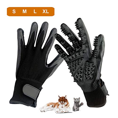 CICINY-Cat-Grooming-Glove-Pet-Grooming-Glove-for-Cats-and-Dogs-Horse-Rabbit-Hair-Removal-De-Shedding-Gloves-for-Pet-Dog-Cat-Bathing-or-Massaging-Small-Animal-Grooming-Kit-Tools-Supplies-0