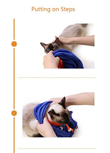 CatYou-Cat-Grooming-Bag-Puppy-Dog-Cleaning-Polyester-Soft-Mesh-Scratch-Biting-Resisted-for-Bathing-Injecting-Examining-Nail-Trimming-0-1