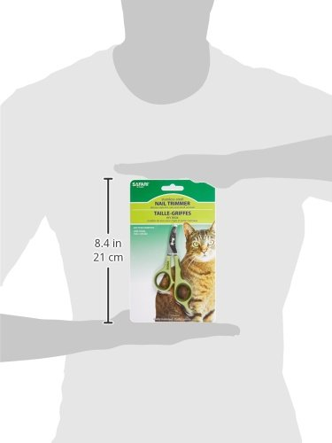 Coastal-Pet-Products-CCPW6114-Safari-Stainless-Steel-Deluxe-Cat-Nail-Trimmer-0-0